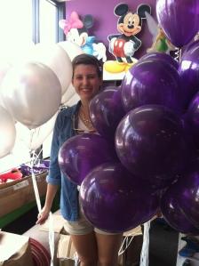 100 balloon later...